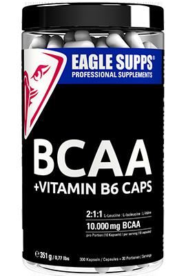 BCAA + Vitamin B6 Caps
