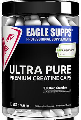 Ultra Pure Premium Creatine Caps